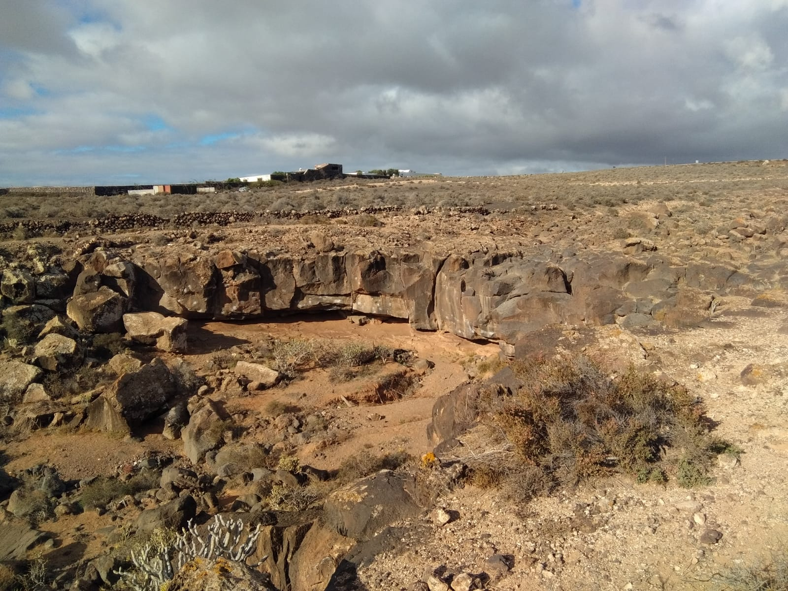 Zona de escalada El Regalito