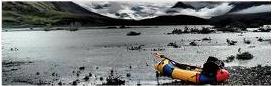 BROOKE MOUNTAINS ALASKA HIKING PACKRAFTING