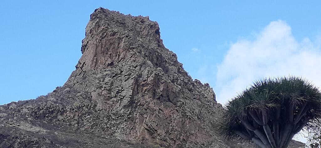 Diedro SurOeste Roque Las Animas